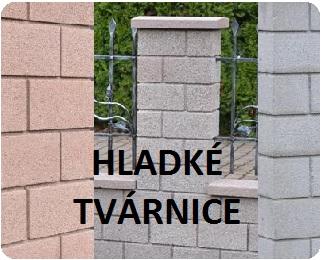 Betonové tvarovky na plot
